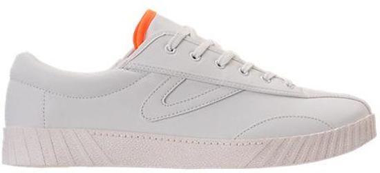 Nike Air hoger model creme kleur leer mt 38 als nieuw
