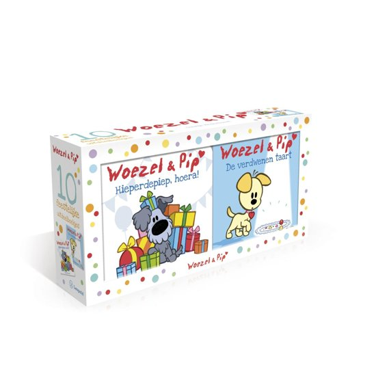 Woezel & Pip - Woezel & Pip - uitdeelboekjes