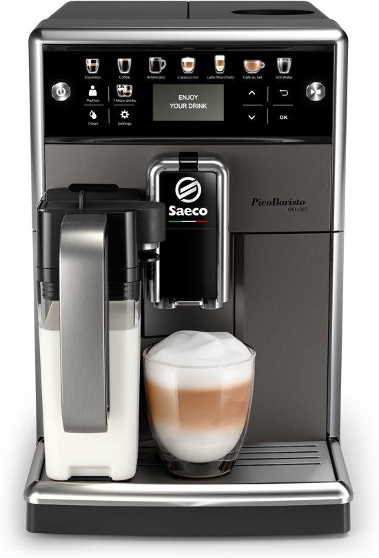 Philips Saeco SM5572/10 Espressomachine - Antraciet