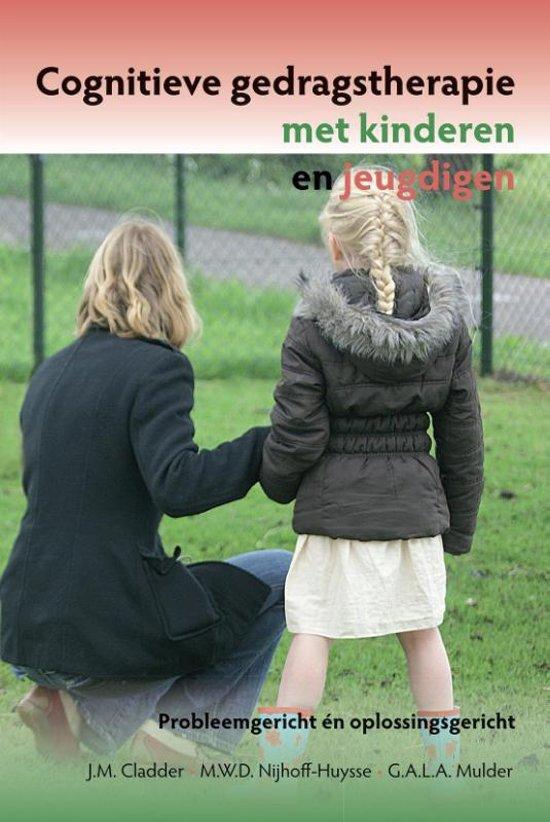 Cognitieve gedragstherapie met kinderen en jeugdigen