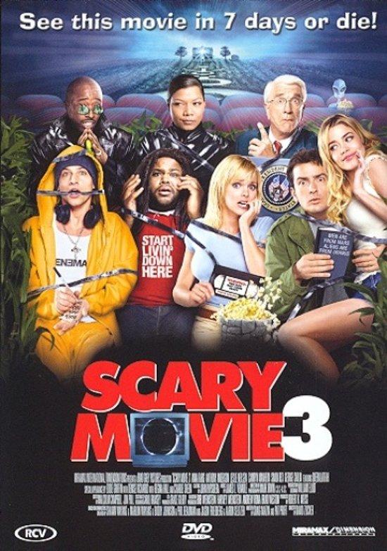 Faris scary movie 3