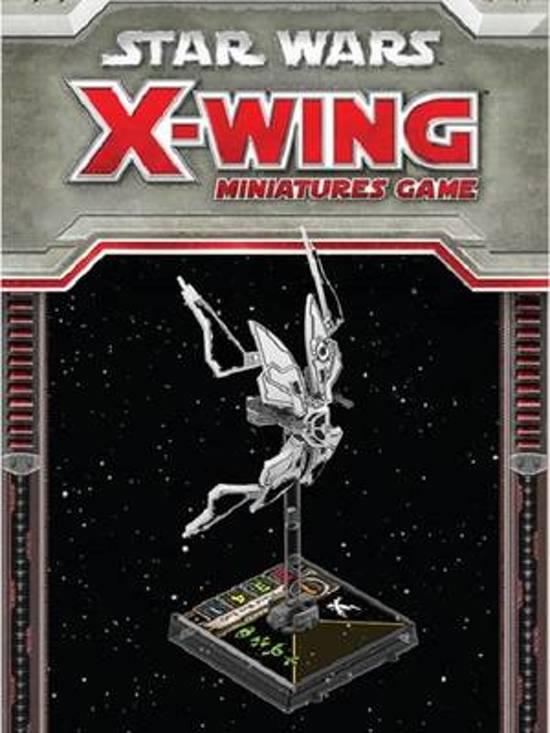 Afbeelding van het spel Star Wars X-wing StarViper Expansion Pack - Uitbreiding - Bordspel