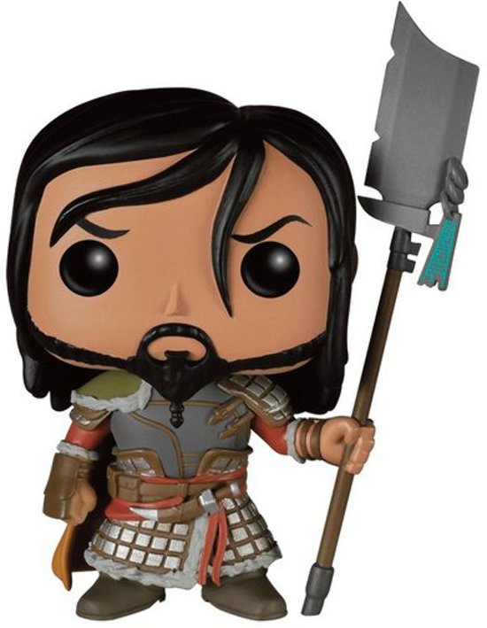 Funko Pop! Magic The Gathering Sarkhan Vol - #11 Verzamelfiguur