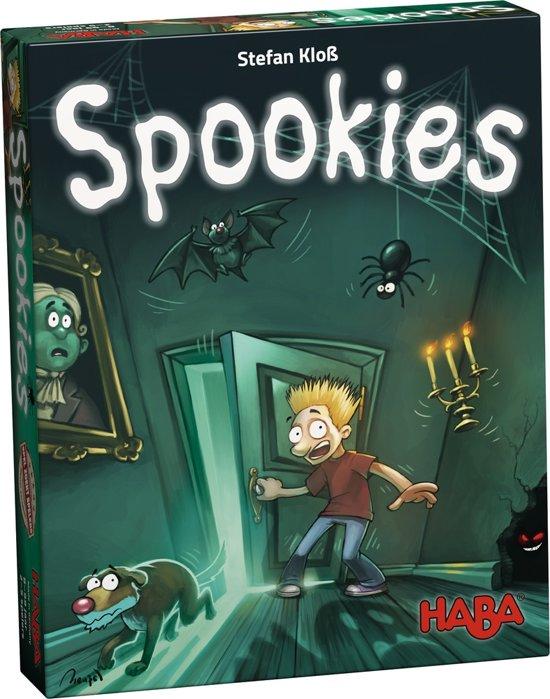 Haba Spel Vanaf 8 jaar Spookies