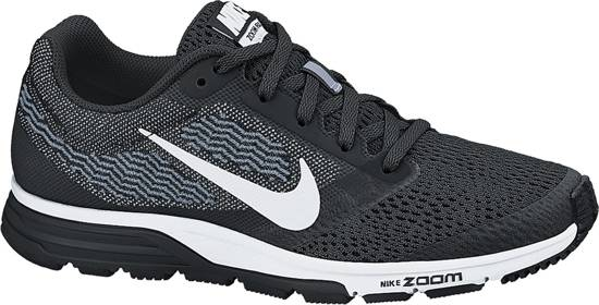 reputable site 9b217 909cc Nike Air Zoom Fly 2 707606-001 - Hardloopschoenen - Heren - Zwart - Maat