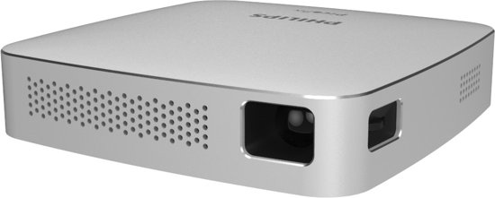 philips picopix ppx5110 mini beamer projector met wifi. Black Bedroom Furniture Sets. Home Design Ideas