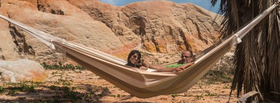 Dunes familie Hangmat XL Desert