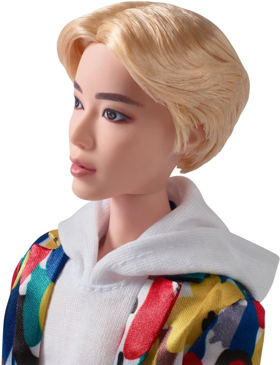 BTS Core Fashion Doll Bangtan Boys Jin - K-Pop Popster Pop