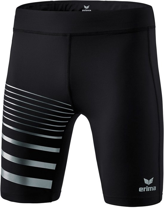Erima Race Line 2.0 Tight - Shorts  - zwart - 140