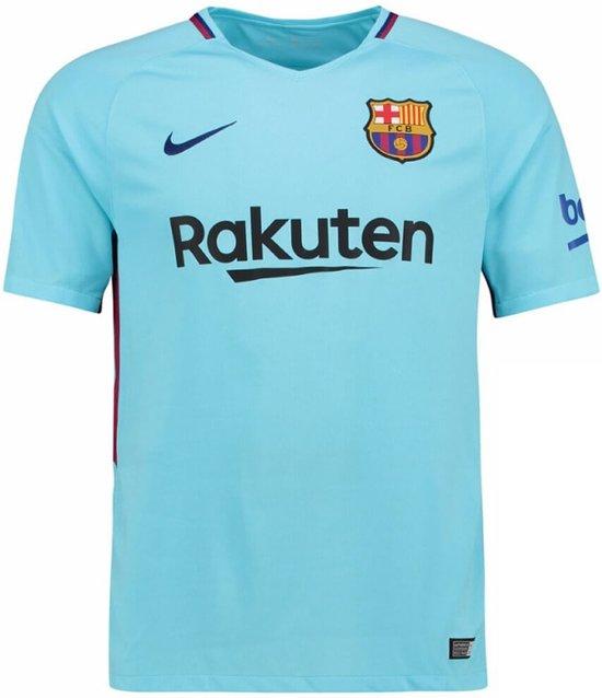 Barcelona Away Shirt 17/18 Kids - XS (6-8jaar)