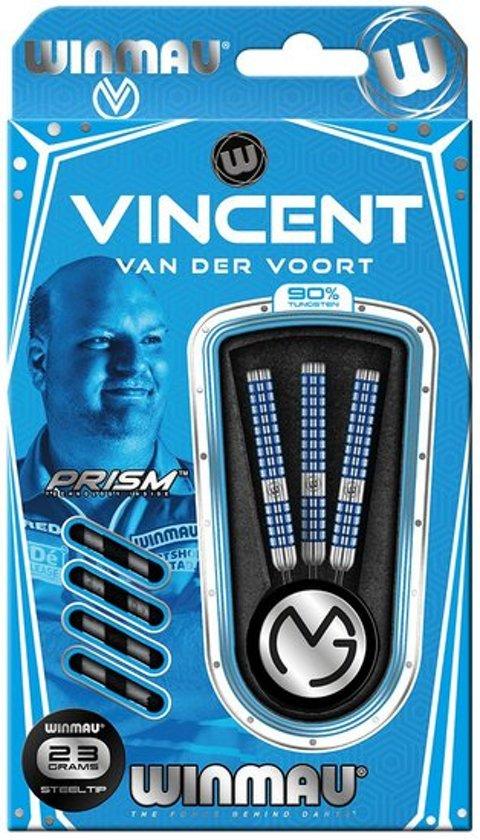 Winmau Vincent van der Voort 90% tungsten steeltip dartpijlen - 25 gram
