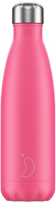 Chilly's Bottle Drink- & Thermosfles Neon Roze