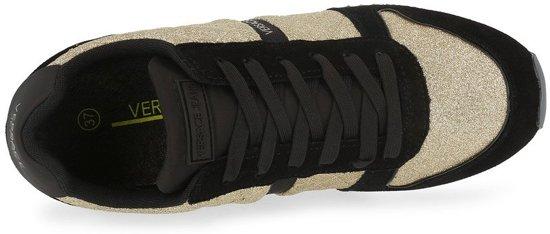 Dames Sneaker Maat E0vsbsa1Beige Jeans 38 Versace lFcT1JK3