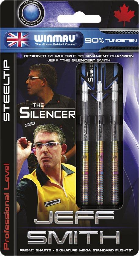 Winmau Jeff Smith steeltip dartpijlen - 25 gram