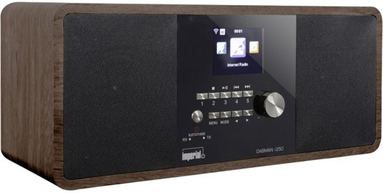 Imperial Dabman i250 DAB+ & Internetradio met Bluetooth