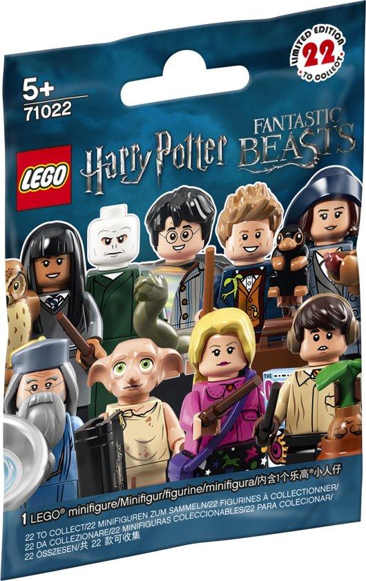 LEGO Minifigures Harry Potter - 71022