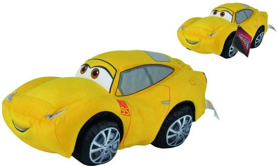 Disney Cars pluche knuffel Cruz Ramirez 38cm