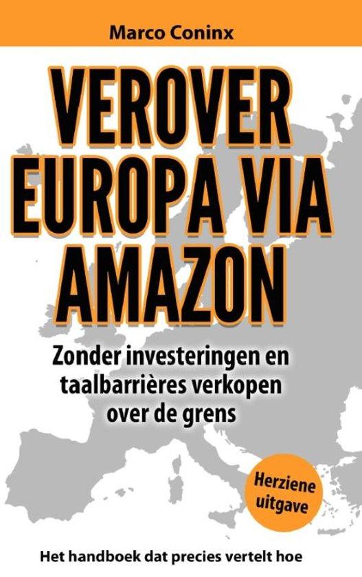 Verover Europa via Amazon