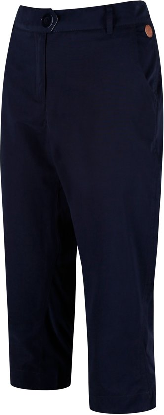 Regatta Maleena Capri Outdoorbroek - Dames - Blauw