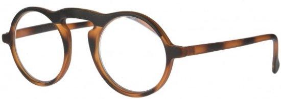f7aea491a4f9ed Icon Eyewear NCD339 Retro Youp Leesbril +2.00 - Mat tortoise