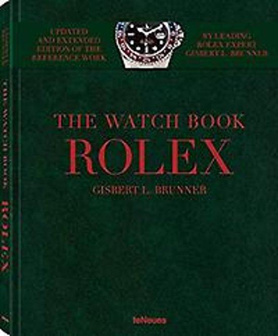 Boek cover Rolex - the watch book van gisbert brunner (Hardcover)