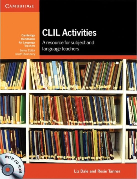 CLIL Activities with CD-ROM - Liz Dale