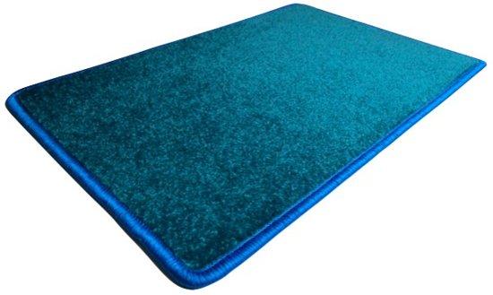 Tapijtkeuze Karpet Banton - 120x160 cm - Blauw