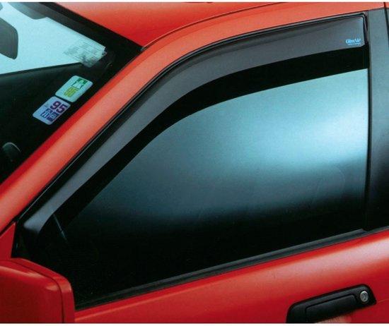 ClimAir Zijwindschermen Mitsubishi Pajero V60 3 deurs 2001-2006