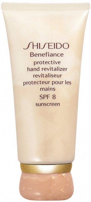 Shiseido Benefiance WrinkleResist24 Protective Hand Revitalizer Handcrème 75 ml
