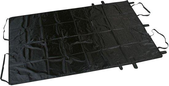 Flamingo autodeken nylon - zwart 220 cm x 150 cm
