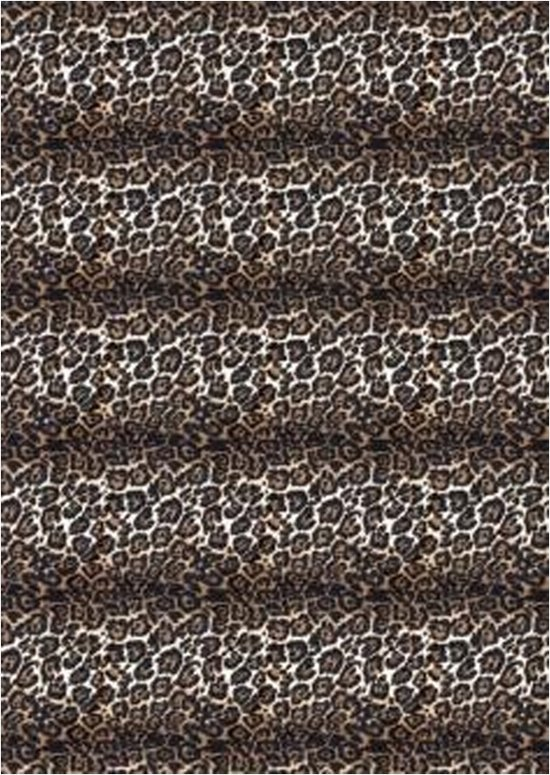 Fleece Deken Tijger.Bol Com Essenza Leopard Plaid Fleece 150x200 Cm