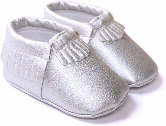 Bébé Argent Chaussures 12-18 Mos 4zolvwQ5Or