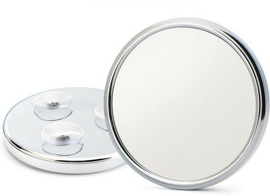 Spiegel Met Zuignap : Bol make up spiegel met zuignappen vergroot spiegel x