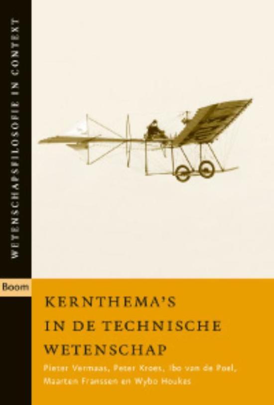 Wetenschapsfilosofie in context - Kernthema's in de technische wetenschap