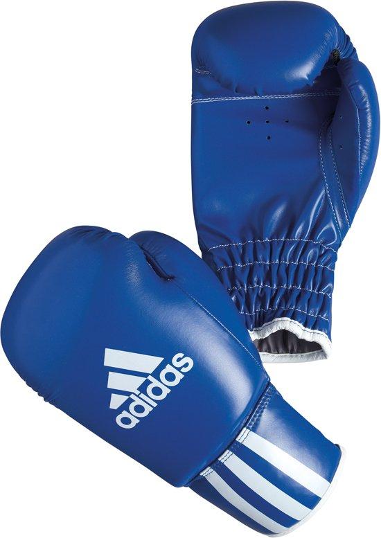 adidas Rookie Kinder Bokshandschoenen Blauw 8 oz