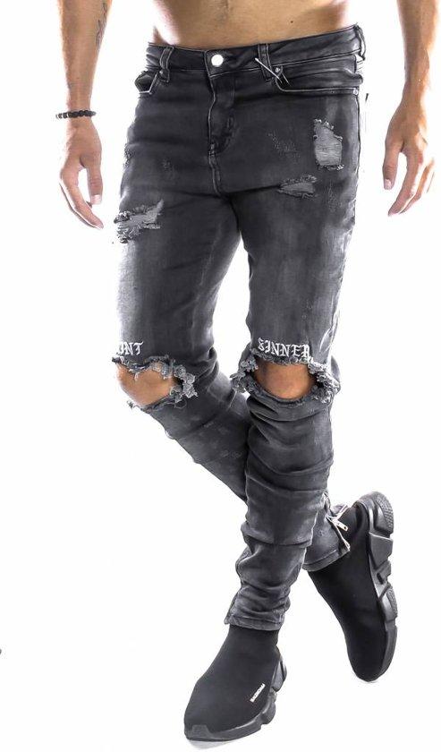 1d04a03f bol.com | Jaffary A Jeans SS Grey