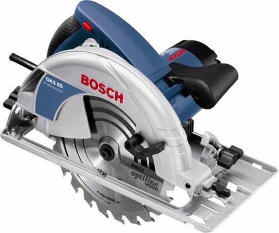 Bosch GKS 85 Professional Blau Handkreissäge