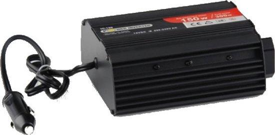 Grundig - Omvormer - DC-AC 24V/230V - USB - 2 LED
