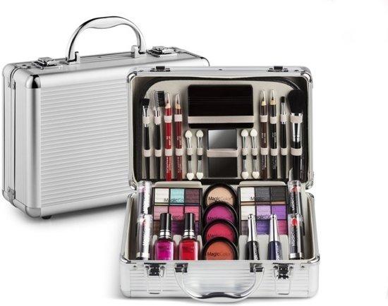 591df5a9087 bol.com | Complete 50-delige Make-Up Koffer - 26,5x24x20 cm | 50 ...