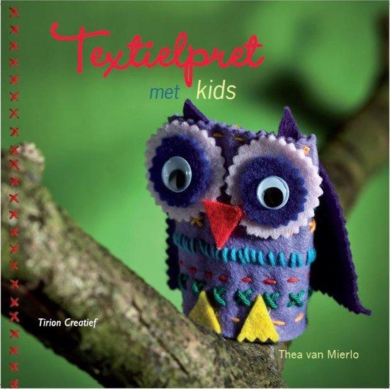 Textielpret met kids