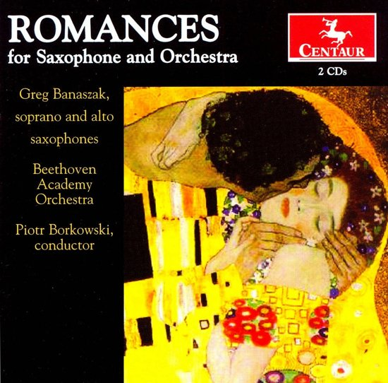 Romances For Saxophone And Orchestr