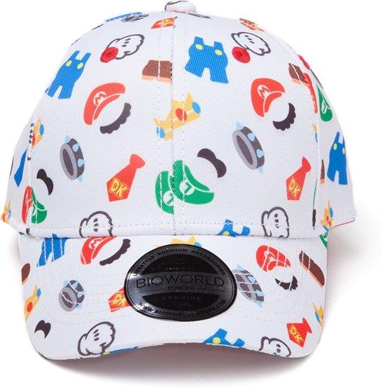 Nintendo - Character Accessories Curved Bill Kids Cap - Pet