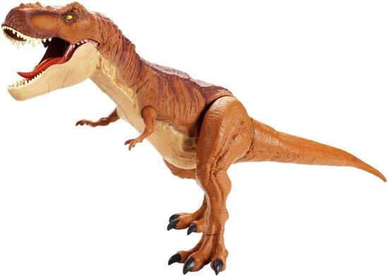 Jurassic World Super Colossal Tyrannosaurus Rex - Speelgoeddino 90 cm