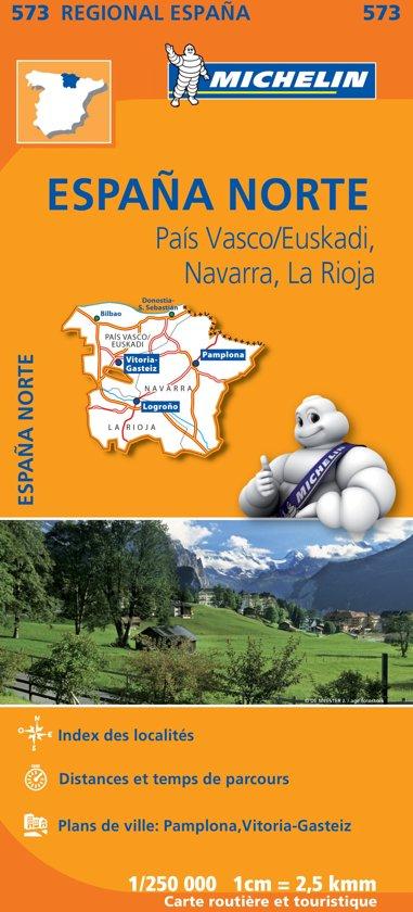 573 España Norte: País Vasco/Euskadi, Navarra, La Rioja