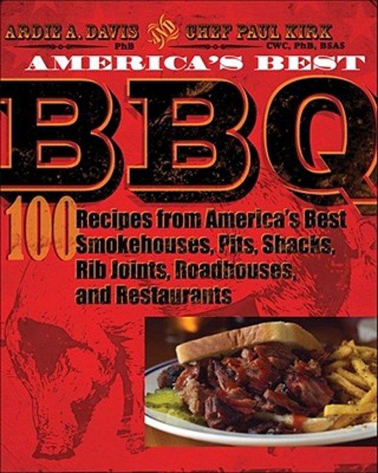 Boek cover Americas Best BBQ van Ardie A. Davis (Paperback)