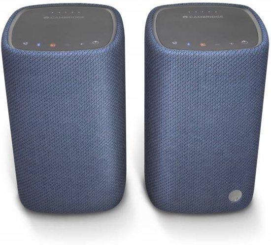 Cambridge Audio YOYO M - BLUETOOTH LUIDSPREKER - Blauw
