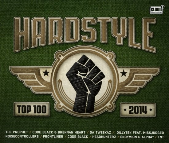 Bol Hardstyle Top 100 2014 Various Cd Album Muziek