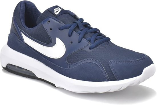 Nike Blauw 42 Sneakers Nostalgic Air Maat Max Heren rqXra