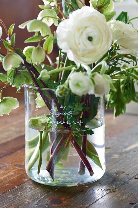 Bolcom Riviera Maison My Favourite Flowers Vase