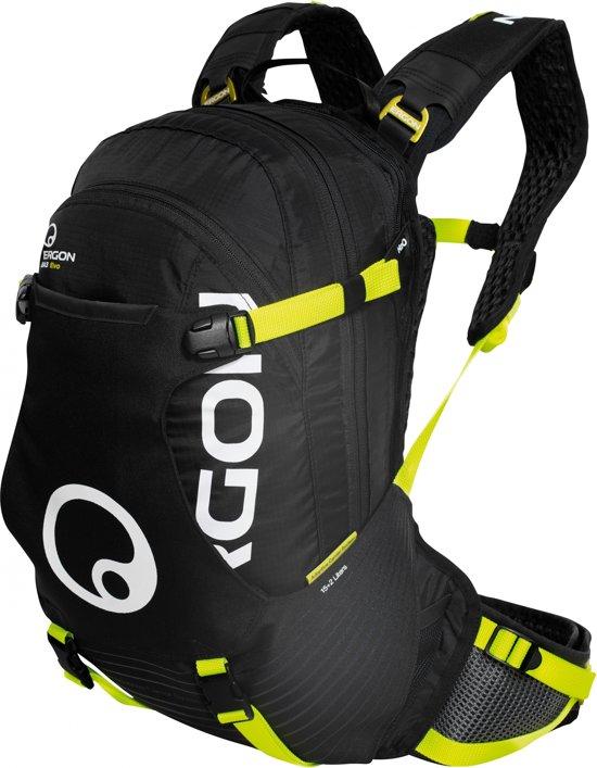52c6d47fcf7 bol.com | Ergon BA3 Evo Enduro fietsrugzak 15 + 2 L geel/zwart Maat ...
